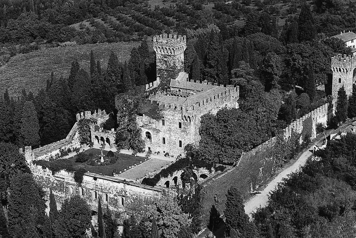 Fiesole, Castello di Vincigliata