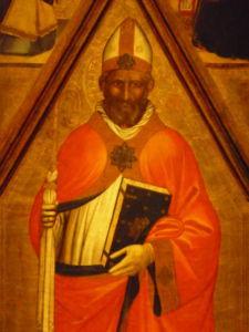 Il San Zanobi di Jacopo di Cione