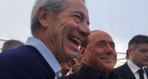 Amministrative, Berlusconi e Bertoldo