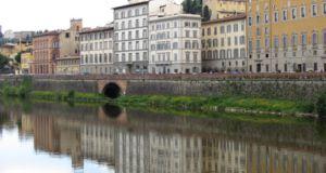Lungarno Torrigiani a Firenze