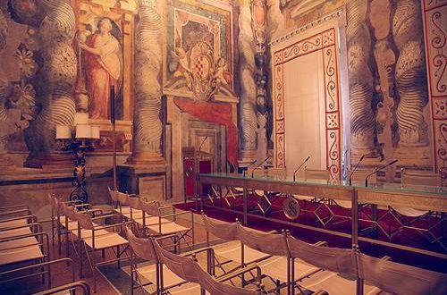 Un convegno in senato sul ruolo dell architettura con for Senato della repubblica sede