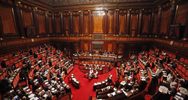 Senato e costi della politica cosa cambier con il for Numero deputati senatori