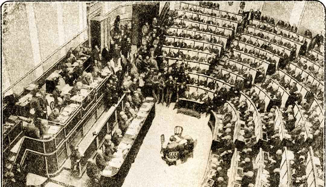 Parlamento governo e forze armate nella grande guerra for Parlamento on line